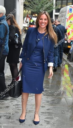 Nathalie Dauriac-stoebe Arrives At The High Court Rolls Building In London For The Second Day Of Her Legal Battle Against Phones4u Founder John Caudwell  181017