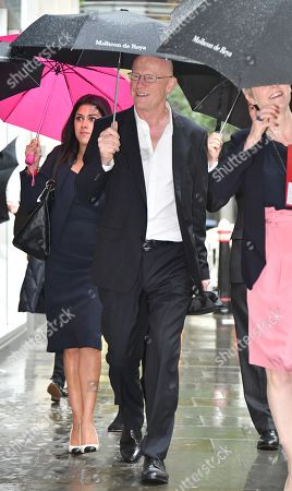 John Caudwell  Phones4u Founder John Caudwell Arrives At The High Court Rolls Building In London For The Second Day Of His Legal Battle Against Former Employee Nathalie Dauriac-stoebe  181017