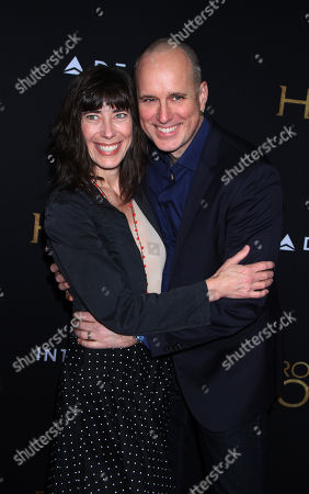 Carolyn Hall and Kelly AuCoin