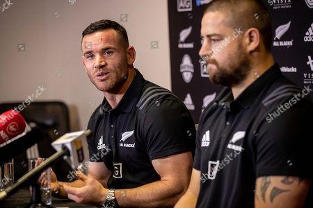 New Zealand press conference, Dublin