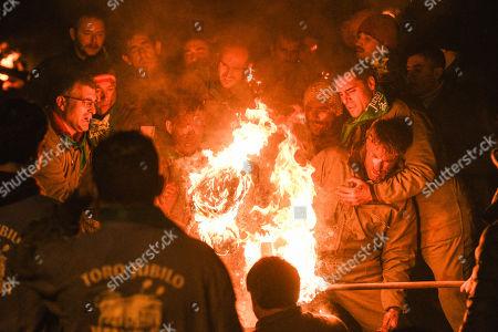 'Toro de Jubilo' festival, Medinaceli