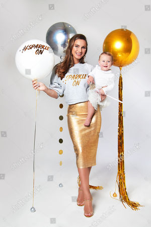 Sam Faiers designs Christmas jumper for NSPCC
