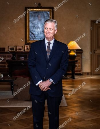 Stock Photo of King Philippe
