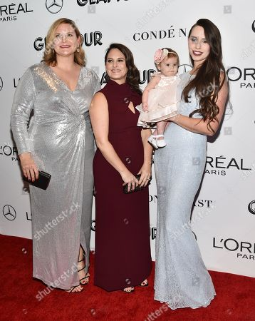 Editorial photo of Glamour's 28th annual Women of the Year Awards, Arrivals, New York, USA - 12 Nov 2018