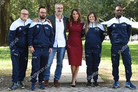 'We Just Have To Win' film photocall, Rome