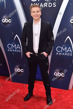 Stock Picture of Caleb Lee Hutchinson