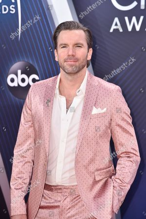 Editorial photo of 52nd Annual CMA Awards, Arrivals, Nashville, USA - 14 Nov 2018