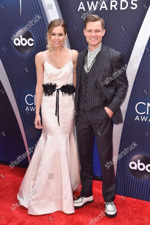 Editorial image of 52nd Annual CMA Awards, Arrivals, Nashville, USA - 14 Nov 2018