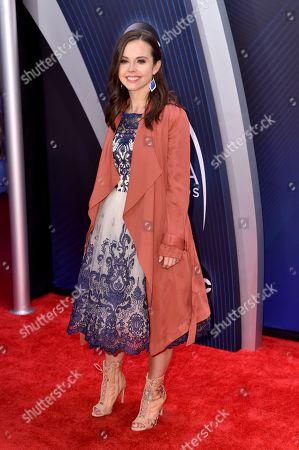 Editorial photo of 52nd Annual CMA Awards, Arrivals, Nashville, USA - 14 Nov 2018