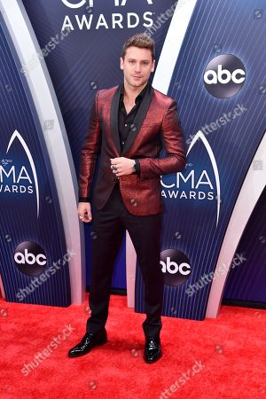 Editorial picture of 52nd Annual CMA Awards, Arrivals, Nashville, USA - 14 Nov 2018