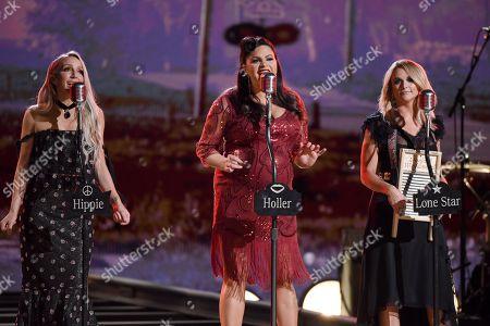 Ashley Monroe, Angaleena Presley, Miranda Lambert