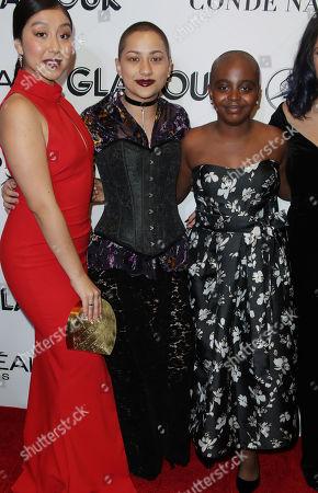 Edna Chavez, Emma Gonzalez, Jaclyn Corin