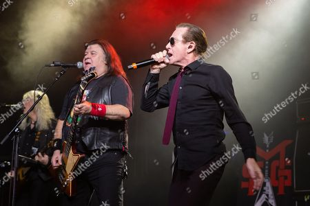 Editorial picture of Michael Schenker Fest in concert at the Academy, Manchester, UK - 11 Nov 2018