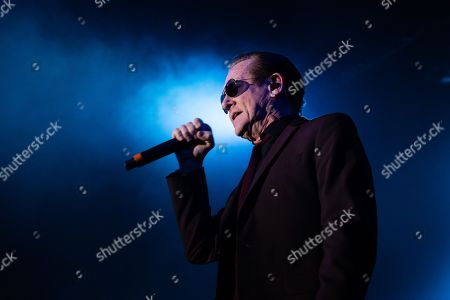 Editorial photo of Michael Schenker Fest in concert at the Academy, Manchester, UK - 11 Nov 2018