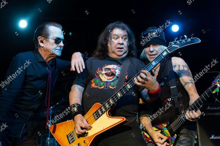 Michael Schenker Fest - Graham Bonnet, Chris Glen, Michael Schenker
