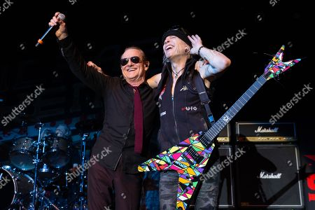 Stock Picture of Michael Schenker Fest - Graham Bonnet, Michael Schenker