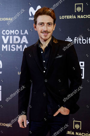 Editorial image of 'Como la Vida Misma' film premiere, Madrid, Spain - 12 Nov 2018