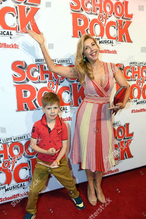 Catriona Rowntree and Son