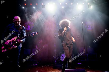 MC50 - Wayne Kramer (of MC5), Billy Gould (of Faith No More) Marcus Durant (of Zen Gurilla)