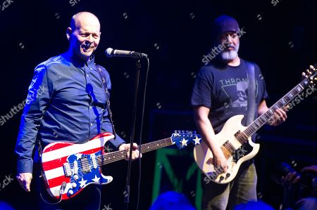 MC50 - Wayne Kramer (of MC5), Kim Thayil (of Soundgarden)