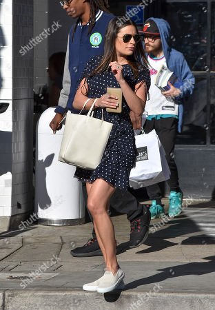 Lea Michele out and about, Los Angeles