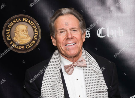 Bill Boggs attends the Friars Club Entertainment Icon Award ceremony honoring Billy Crystal at the Ziegfeld Ballroom, in New York