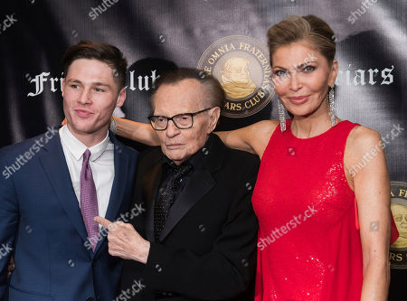 Editorial picture of Friars Club Billy Crystal Entertainment Icon Award, New York, USA - 12 Nov 2018