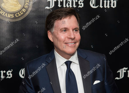 Bob Costas attends the Friars Club Entertainment Icon Award ceremony honoring Billy Crystal at the Ziegfeld Ballroom, in New York
