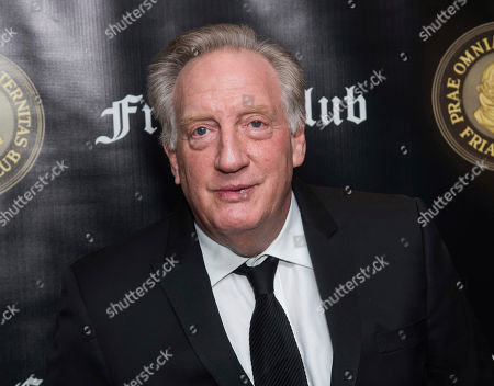 Alan Zweibel attends the Friars Club Entertainment Icon Award ceremony honoring Billy Crystal at the Ziegfeld Ballroom, in New York