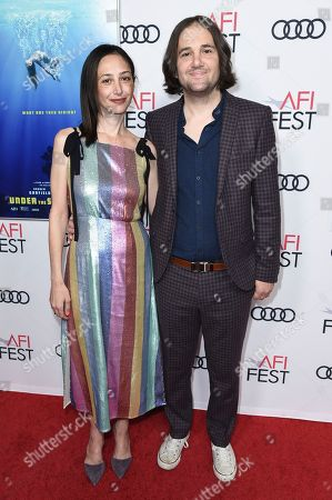 Editorial picture of 2018 AFI Fest - Under the Silver Lake, Los Angeles, USA - 12 Nov 2018