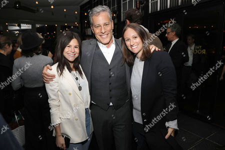 Stock Image of Alexa Ginsburg, Brad Fuller and Allyson Seeger (Producers)