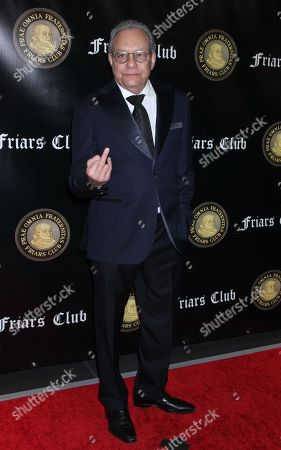 Editorial image of Friars Club honors Billy Crystal with Entertainment Icon Award, Arrivals, New York, USA - 12 Nov 2018
