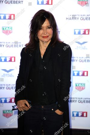 Stock Photo of Evelyne Bouix