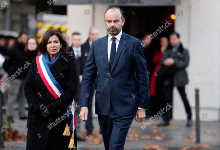 Paris terrorist attacks anniversary, France