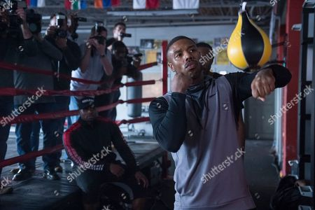 Editorial photo of 'Creed II' Film - 2018