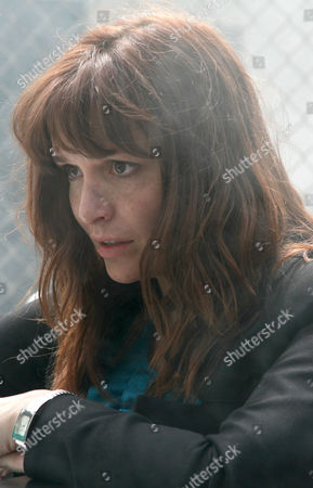 'Primeval' TV programme - Series 3: Lucy Brown as Jenny Lewis
