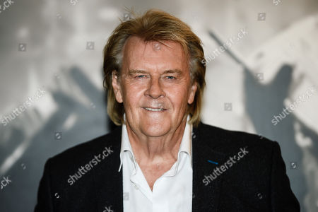 Howard Carpendale poses during a photocall in Berlin, Germany, 13 November 2018. 2018 marks Carpendale's 50th stage jubilee. From 27 to 31 December 2018, Carpendale will perform in Berlin.