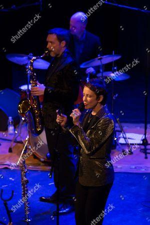 Editorial picture of 39th International Jazz Festival, Granada, Spain - 10 Nov 2018