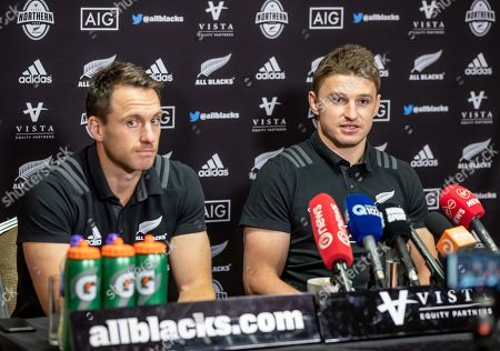 New Zealand press conference, Dublin