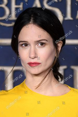 Editorial photo of 'Fantastic Beasts: The Crimes of Grindelwald' film premiere, London, UK - 13 Nov 2018