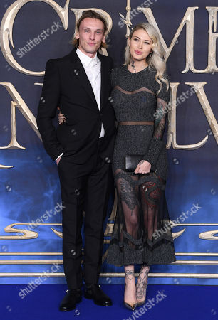 Editorial picture of 'Fantastic Beasts: The Crimes of Grindelwald' film premiere, London, UK - 13 Nov 2018