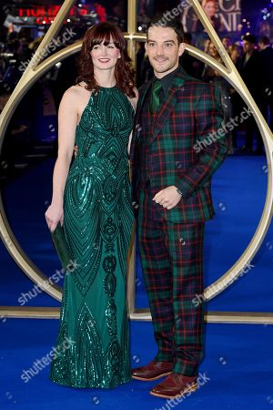Kevin Guthrie and Lori McColl