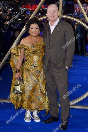 David Yates and Yvonne Walcott