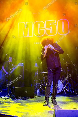 Editorial photo of MC50 in concert, Shepherd's Bush empire, London, UK - 12 Nov 2018