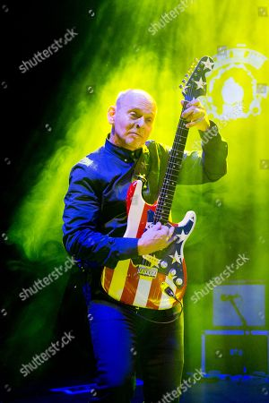 Stock Photo of MC50 - Wayne Kramer (of MC5)