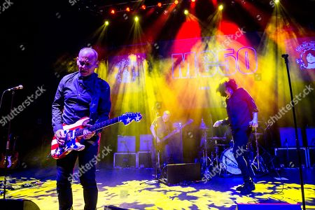 Editorial picture of MC50 in concert, Shepherd's Bush empire, London, UK - 12 Nov 2018