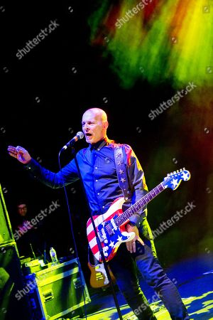Stock Picture of MC50 - Wayne Kramer (of MC5)
