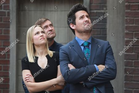 Rebecca Rittenhouse as Anna, Mark Duplass as Brendan Deslaurier and Ed Weeks as J Reed