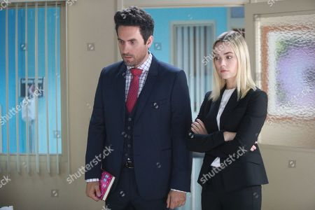 Ed Weeks as J Reed and Rebecca Rittenhouse as Anna