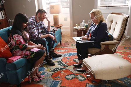 Mindy Kaling as Dr. Mindy Lahiri, Bryan Greenberg as Nicole Sullivan as Dr. Witsel